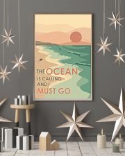 Ocean 2 24x36 Poster lifestyle-holiday-poster-1