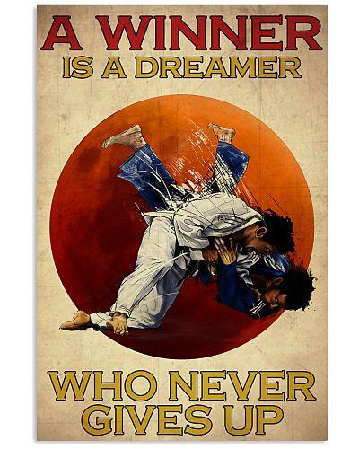 Judo Winner Dreamer