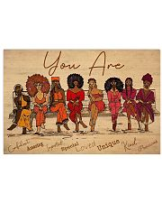 Afro Girls Horizontal Poster tile