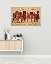 Afro Girls 36x24 Poster poster-landscape-36x24-lifestyle-01