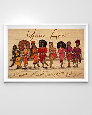 Afro Girls 36x24 Poster poster-landscape-36x24-lifestyle-02