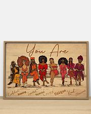 Afro Girls 36x24 Poster poster-landscape-36x24-lifestyle-03