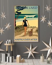 Surfing Live Happily  24x36 Poster lifestyle-holiday-poster-1