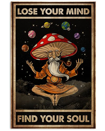 Magic Mushroom Lose Your Mind