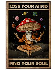 Magic Mushroom Lose Your Mind 24x36 Poster front