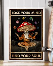 Magic Mushroom Lose Your Mind 24x36 Poster lifestyle-poster-4
