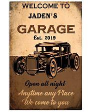 Hot Rod Garage 24x36 Poster front