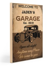 Hot Rod Garage Gallery Wrapped Canvas Prints tile