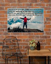 Mountaineering On This Hike 36x24 Poster poster-landscape-36x24-lifestyle-20