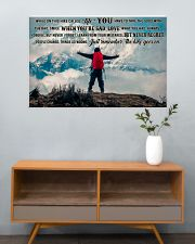 Mountaineering On This Hike 36x24 Poster poster-landscape-36x24-lifestyle-21