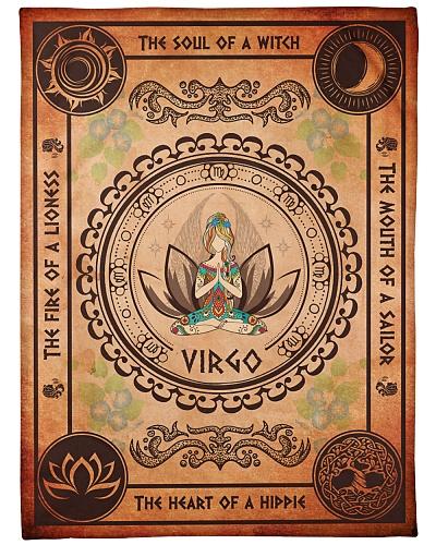 Yellow Virgo Yoga