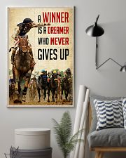 Racing Horse Winner 2 24x36 Poster lifestyle-poster-1