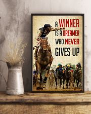 Racing Horse Winner 2 24x36 Poster lifestyle-poster-3