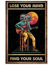 Guitar Man Lose Your Mind  24x36 Poster front