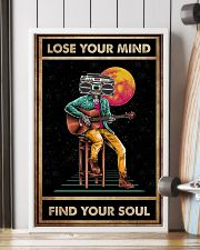 Guitar Man Lose Your Mind  24x36 Poster lifestyle-poster-4