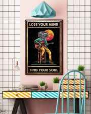 Guitar Man Lose Your Mind  24x36 Poster lifestyle-poster-6