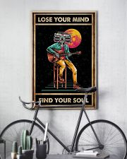 Guitar Man Lose Your Mind  24x36 Poster lifestyle-poster-7