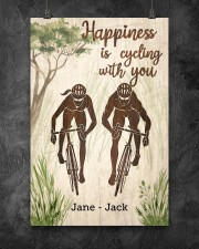 Happiness Is Cycling With You 24x36 Poster aos-poster-portrait-24x36-lifestyle-12