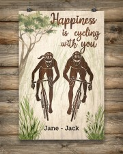 Happiness Is Cycling With You 24x36 Poster aos-poster-portrait-24x36-lifestyle-14