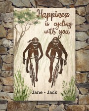 Happiness Is Cycling With You 24x36 Poster aos-poster-portrait-24x36-lifestyle-16
