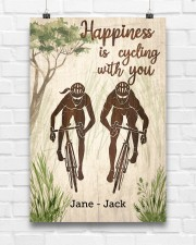 Happiness Is Cycling With You 24x36 Poster aos-poster-portrait-24x36-lifestyle-17