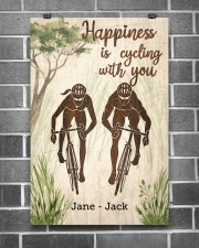 Happiness Is Cycling With You 24x36 Poster aos-poster-portrait-24x36-lifestyle-18