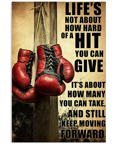 Boxing Quote