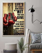 Boxing Quote 24x36 Poster lifestyle-poster-1
