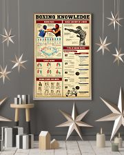 Boxing Knowledge 2 24x36 Poster lifestyle-holiday-poster-1