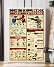 Boxing Knowledge 2 24x36 Poster lifestyle-poster-4