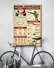 Boxing Knowledge 2 24x36 Poster lifestyle-poster-7