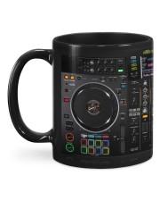 DJ Deck Mug back