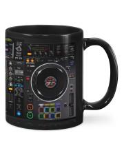 DJ Deck Mug front