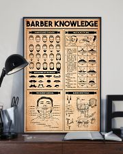 Barber Knowledge 11x17 Poster lifestyle-poster-2