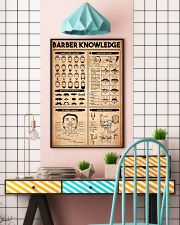Barber Knowledge 16x24 Poster lifestyle-poster-6