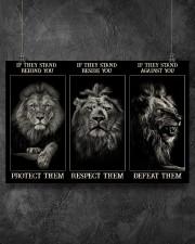 Lion Protect Them  36x24 Poster aos-poster-landscape-36x24-lifestyle-11