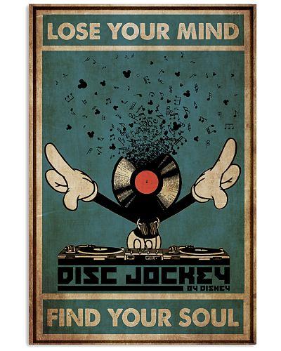 Lose Your Mind Find Your Soul MK DJ