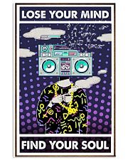 Hiphop Lose Your Mind 24x36 Poster front