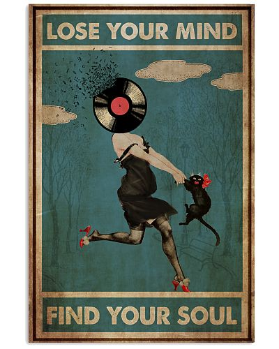 Girl And Cat Lose Your Mind