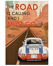P-The Road Is Calling Vertical Poster tile