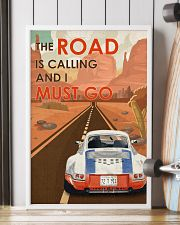 P-The Road Is Calling 24x36 Poster lifestyle-poster-4