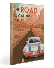P-The Road Is Calling 20x30 Gallery Wrapped Canvas Prints thumbnail