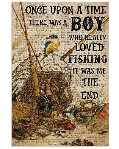 OUAT Boy Loved Fishing