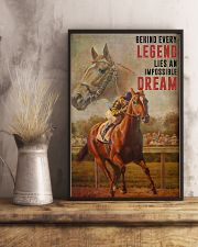 Man o' War Legend  24x36 Poster lifestyle-poster-3