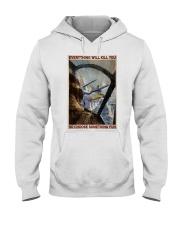 Aircraft Choose Something Fun Hooded Sweatshirt tile