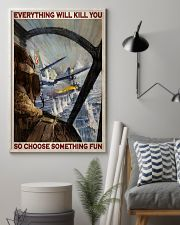 Aircraft Choose Something Fun 24x36 Poster lifestyle-poster-1