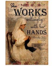 Nurse Proverbs 31 24x36 Poster front