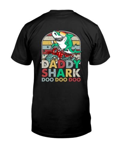 Daddy Shark Biker