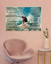 Surfing Today Is Good Day 36x24 Poster poster-landscape-36x24-lifestyle-19