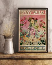 Stay Wild Flower Child 24x36 Poster lifestyle-poster-3